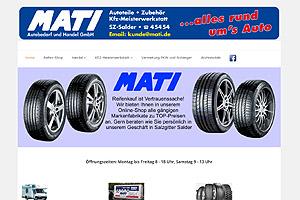 MATI Autobedarf und Handel GmbH