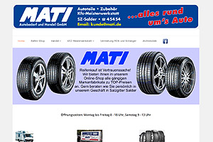 Mati Autobedarf & Handel GmbH